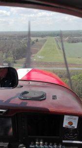 Luftbild_Anflug auf den Segelflugplatz Reinsehlen im Mai 2017_web