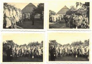 Gasschutzübung in Reinsehlen am 30.10.1941