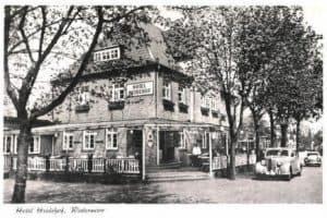 Hotel Heidehof um 1962