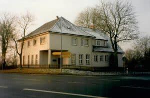 Drei Birken vor 1999 II
