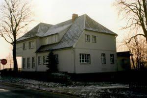 Drei Birken vor 1999 III