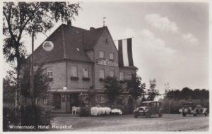 Ansichtskarte Hotel Heidehof