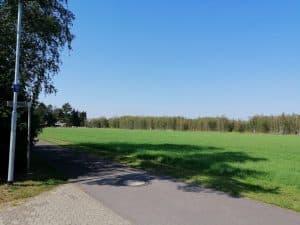 Kantweg Ecke Feldweg August 2019