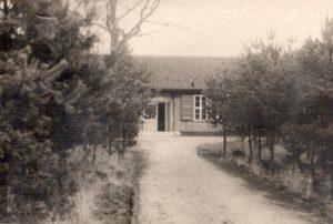 Ausweichkrankenhaus Wintermoor Station um 1944