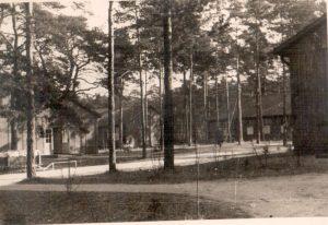 Ausweichkrankenhaus Wintermoor um 1944