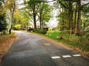 Ortsmitte Geversdorf von Norden kommend 2019