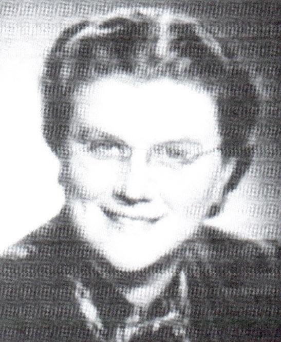 Margarete Daasch in jungen Jahren