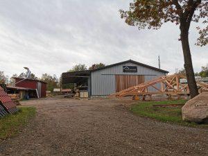 Sägewerk Zahlmann 2019