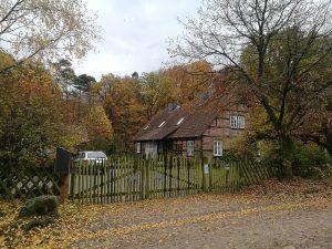 Waldarbeiterhaus in Ehrhorn 2019