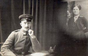 Karl Heinrich Wilhelm Menke + Emma Carolinee Dorothea Röhrs