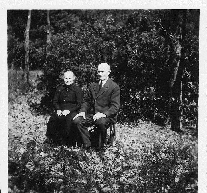 Emma Caroline Margaretha und Carl Heinrich Wilhelm Menke