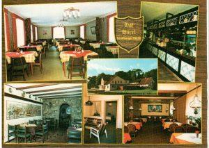 Ansichtskarte Hof Barrl in den 70ern