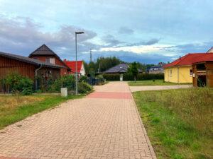 M-Daasch-Weg in Wintermoor 2020