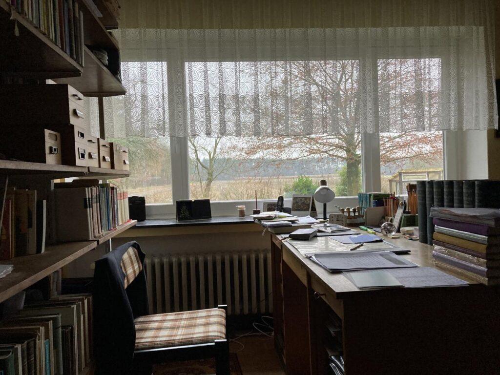 Arbeitszimmer von Daasch 2020