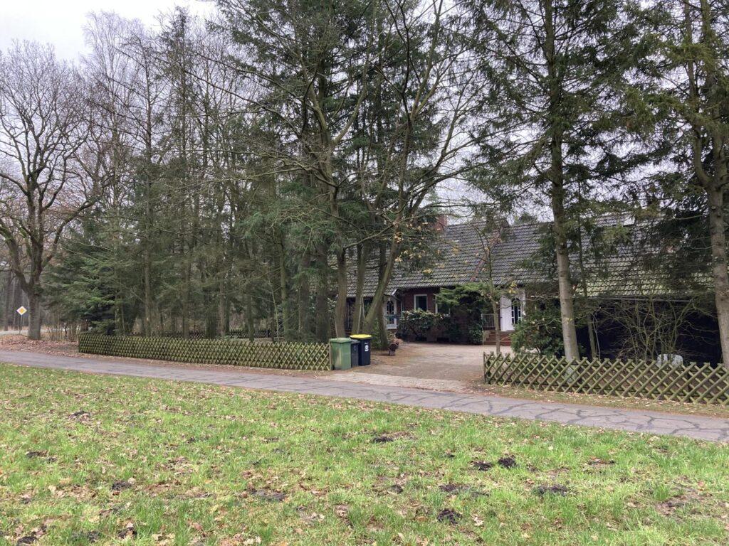 Haus von Daasch An der Gärtnerei 28 im Dez 2020