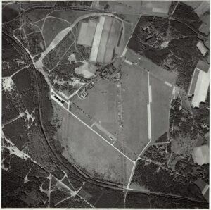 Luftbild Camp Reinsehlen undatiert - Sammlung Wajemann
