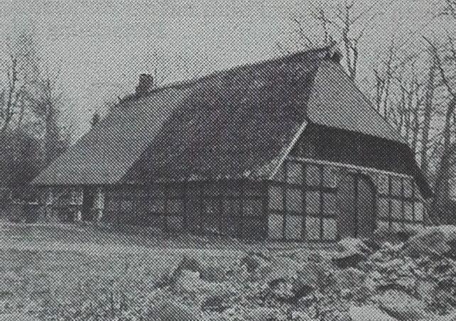 Barrl 13, erbaut 1809