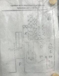 Plan Friedhof Wintermoor Osten